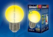 LED-G45-0,65W/YELLOW/E27